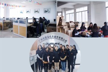 Guangzhou Oumurs Motorcycle Parts Co., Ltd.