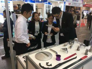 Ningbo Haishu Sinster Machine Co., Ltd.