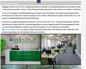 Dongguan Olive Trees Arts Co., Ltd.
