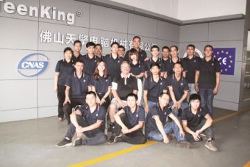 Foshan City Shunde District Teenking CNC Machinery Co., Ltd.