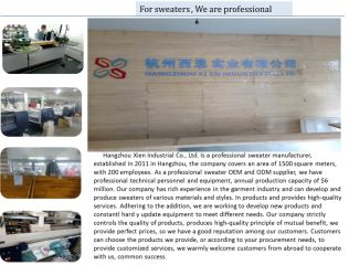 Hangzhou Xien Industrial Co., Ltd.