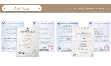 Xi'an Huihong Vehicle Parts Company Limited