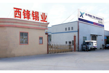 Xi Feng Tin Products Co., Ltd.