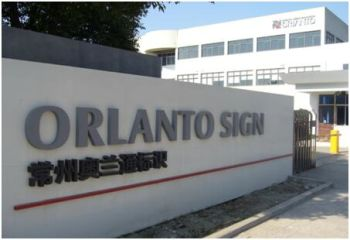 Jiangsu Orlanto Sign Technology Co., Ltd .