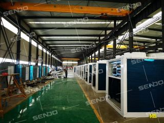 Jinan Sendo Air Conditioning Co., Ltd.