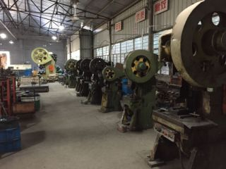 HANGZHOU JIANGE MACHINERY CO., LTD.