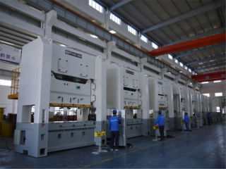 NINGBO BOXIN MACHINERY CO., LTD.