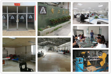Guangzhou Smart Truss Stage Equipment Factory