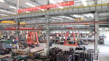 Company Overview - Anhui Jianghuai-Yinlian Heavy-Duty