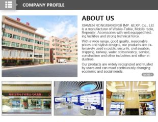 XIAMEN RONGXIANGRUI IMP.&EXP. CO., LTD.