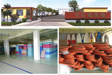 Qingdao DWF Sports Co., Ltd.