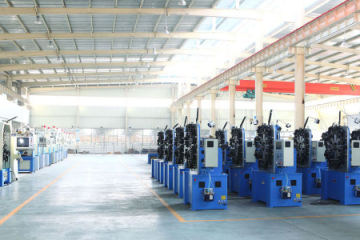 Zhejiang Omnipotent Spring Machine Co., Ltd.