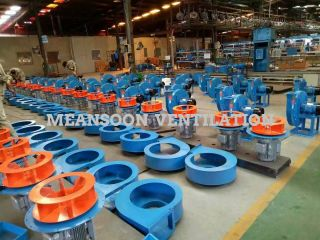 Hangzhou Meansoon Ventilation Co., Ltd.