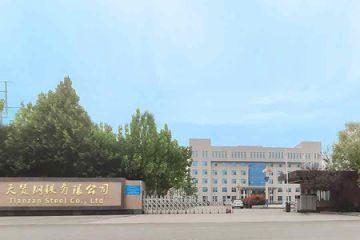 Shandong Tianzan Steel Co., Ltd.