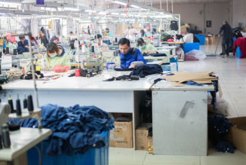 Jiaxing Wensang Knitted Garment Factory