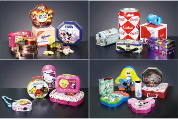 Brilliant Tin Box Manufacturing Co., Ltd.