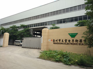 Quanzhou Wanggong Electronic Scale Co., Ltd.
