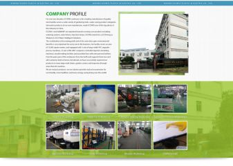Ningbo Ecowis Plastic & Electric Co., Ltd.