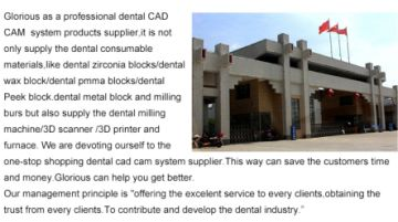 Glorious Dental Materials Co., Ltd.