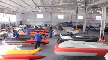 Qingdao Hot Boat Co., Ltd.
