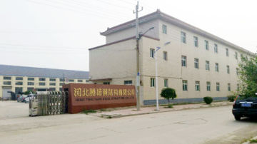 Hebei Teng Yang Steel Structure Co., Ltd.