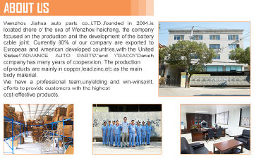 Wenzhou Jiahua Auto Parts Co., Ltd.