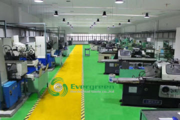 Zhu Zhou Evergreen Hardmetal Tools Co., Ltd.