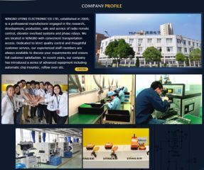 Ningbo Uting Electronic Co., Ltd.
