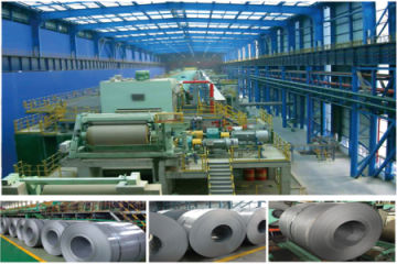 Shandong Julong Prepainted Galvanised Steel Co., Ltd.