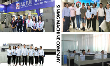 Foshan Nanhai Sinmg Machinery Co., Ltd.