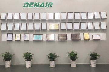 DENAIR Energy Saving Technology (Shanghai) PLC