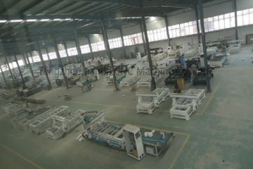 Tengzhou Jianda CNC Machine Co., Ltd.