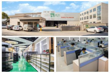 Suzhou MJY Supermarket Equipment Co., Ltd.