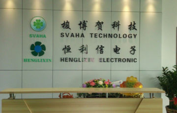 Dongguan SVAHA Electronic Co., Ltd.