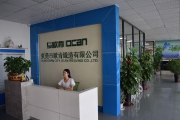 DONGGUAN CITY OCAN WEAVING CO., LTD.