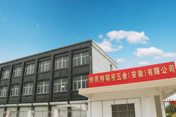 Suzhou Teerte Precision Hardware Co., Ltd.