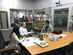 Foshan City Shunde District Teenking CNC Machinery Co., Ltd.