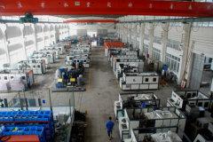 TAIZHOU GUANGDU PLASTIC MACHINERY CO., LTD.