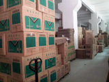 Warehouse for finished product and carton