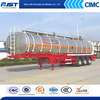 3 Axle Aluminum Fuel Semi Trailer 44m3 Aluminum Fuel Semi Trailer tri axle aluminum alloy fuel tanke