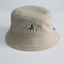 9cc72bd54b8 Custom High Quality Cotton Embroidery Bucket Hat Cap Reversible Bucket Hat