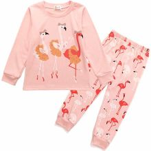 Girls Pajamas Sets Toddler Baby Clothes Long Sleeve Leggings Outfits