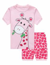 Baby Product Goods Pajamas Toddler Short Sleepwears Kids Summer 100% Cotton Clothes
