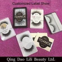 bbf1cf7cce6 Red Cherry Lashes False Eyelashes Natural Makeup Eyelash Extension  Synthetic Eyelash Strip Eyelashes Customized Label