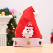 6a2b12c3a18db Cheap Unique Kids Christmas Hats Red Christmas Hat