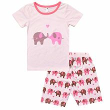 Infant Product Goods Little Kid Clothes Giraffe Sleepwears