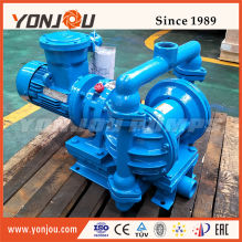 Electrical diaphragm pump zhejiang yonjou technology co ltd electric pneumatic diaphragm pump for water milk beer and food grade ccuart Images