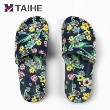 1d6824fcce18 3D Transfer Printing EVA Beach Sexy Sandals Girls Slippers