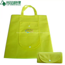 7441ee0a9fb Recycle Promotional Cheap Eco Friendly Non-Woven Foldable Shopping Bag