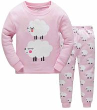 Little Girls Pajama Toddler Baby Garment Sleepwear for Children